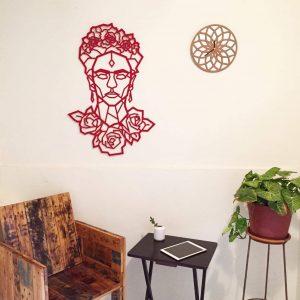 Composición Frida Kahlo