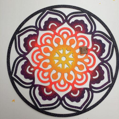 Mandala Flor Universo